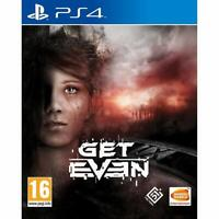 Get Even Playstation 4 PS4 **FREE UK POSTAGE**