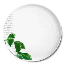 Creatable - napoli italia - Basilico - Piatto da pizza 30 cm porcellana