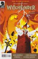 WITCHFINDER #4 GATES OF HEAVEN  DARK HORSE COVER A HELLBOY