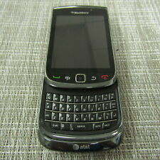 BLACKBERRY TORCH 9800 - (AT&T) CLEAN ESN, UNTESTED, PLEASE READ!! 28466