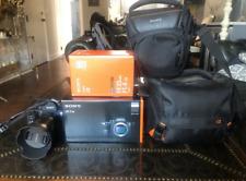 Sony A7R iii + Sony Zeiss 35mm 1.4 + Suplementos