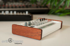 Korg Volca Real Wood Side Panel Wood Side Panel end cheeks Bass Sample Beats Keys