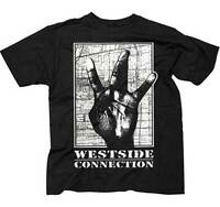 ICE CUBE - Westside Connection - T SHIRT S-M-L-XL-2XL Brand New Official T Shirt