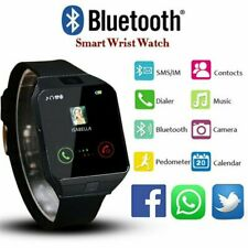 1.56 inch Bluetooth Smart Watch for Anddroid MP3 Camera Support SIM Card