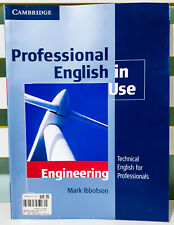 Professional English in Use Engineering With Answers: Technical English!
