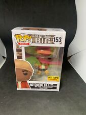 Funko Pop The Notorious Big 153 B.I.G. w/ Champagne Hot Topic Exclusive