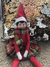 Skirt & Scarf Elf On The Shelf clothes