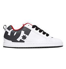 DC Men's Court Graffik 300529 HAT Skateboard Shoes Size Up to 15US