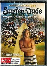 Surfer Dude DVD(Matthew McConaughey) Brand New & Still Sealed Region 4 Free Post