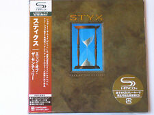 "STYX ""Edge Of Century"" Japan mini LP  SHM CD"
