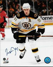 Autographed Boston Bruins Marc Savard 8x10 Photo Original