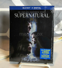 Supernatural: The Complete Fourteenth Season 14 | New | Blu-ray Region free