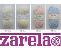 Peter Pan Merino Baby ***4PLY**** 50g 100% Superwash Wool Yarn ***ALL COLOURS***