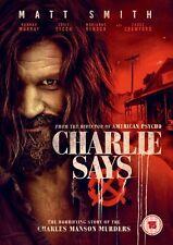 Charlie Says [DVD]