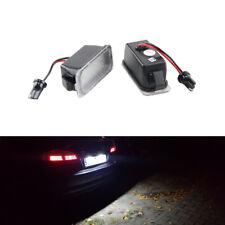 Fits Ford Fiesta MK7 MK7.5 ZETEC S ST 18 SMD LED Number License Plate Light 2PCs