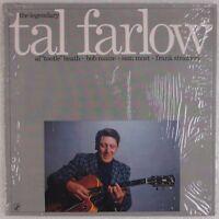 TAL FARLOW: The Legendary USA Concord '85 Jazz Vinyl LP Frank Strazzeri NM-