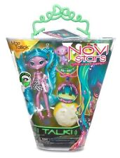 Novi Stars Doll  MAE TALLICK Talks Robot Voice Metal Metalized Body Pet Alien