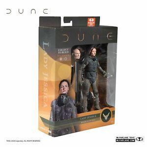 "McFarlane Toys 7"" DUNE Collector Build-A Figure - Lady Jessica (BAF RABBAN)"