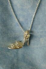 "Miss Selfridge ""Diva"" Ladies Silver Short Delicate Chain Neckace BNWOT VGC"