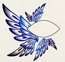 Einmal-Tattoo Temporary Face Tattoo Wasserdicht A links