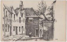 Townsend's Yard Highgate, London, W. West Art Postcard B780