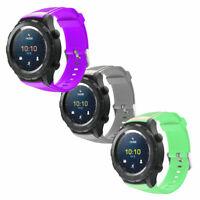 Cinturino silicone SPORT bracciale fibbia metallo specifico per Huawei Watch 2