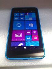 Nokia Lumia 635 (Chameleon) 8GB Blue Win 8.1 CDMA - CLEAN IMEI - WORKS GOOD