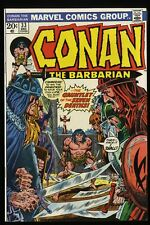Conan The Barbarian #33 VF/NM 9.0 Marvel Comics