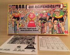 Um Reifenbreite - Gesellschaftsspiel - Brettspiel - Spiel des Jahres 1992