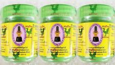 3 x HONG THAI Thai Herbs Herbal Inhalant Traditinal Nasal Inhaler Dizziness