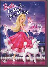 DVD ZONE 2--BARBIE LA MAGIE DE LA MODE