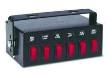 Whelen PCCS6R switch control panel for lightbars beacons LEDs and strobes 12V