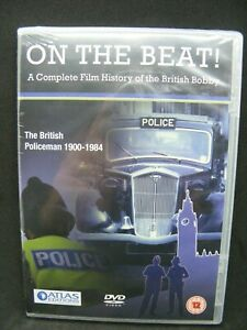 On The Beat Complete History of the British Bobby DVD FREE POST FACTORY SEALED