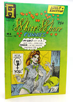 Larry Fuller, Spade, Wylie WHITE WHORE FUNNIES. #1  1st Edition 1st Printing