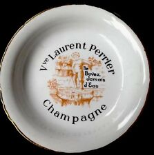 LAURENT PERRIER CHAMPAGNE  CHANGE DISH ASHTRAY VGC