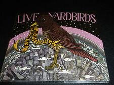 CD.LIVE YARDBIRDS.FEATURING.JIMMY PAGE.1968+2 BONUS.DIGIPACK.NEUF SOUS CELLO.