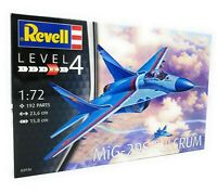 Revell® 03936 Flugzeug 1:72 MiG-29S Fulcrum, Level 4