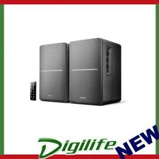 Edifier R1280DB Black 2.0 Lifestyle Bookshelf Bluetooth Studio Speakers 3.5mm