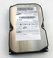 HDD PATA EIDE Samsung SP1604N 160GB 7200 giri - TESTATO e FUNZIONANTE
