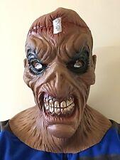 Eddie Adulti Capo completo Lattice Maschera Halloween Costume Metalhead IRON MAIDEN Maschere