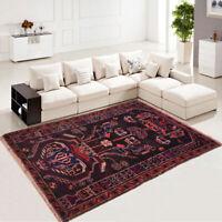 12087 Vintage Afghan Handmade Rug Flatweave Rug Tribal Area Wool Kilim Rug 3x5