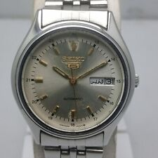 Vintage Seiko 17 Jewels 6309-7320 Automatic Men's Wrist Watch Japan Made
