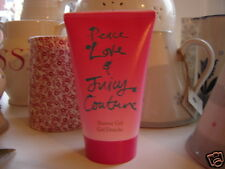 ⭐️JUICY COUTURE⭐️PEACE LOVE and & JUICY COUTURE⭐️Shower Gel Perfume