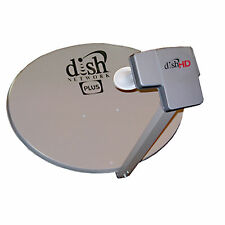 DISH NETWORK 500/1000 PLUS + 129 bracket & LNB Gets 118