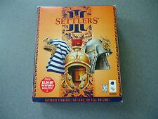The Settlers III   Settlers 3   WIN 95/98    Blue Byte     OOP    PC CD-ROM