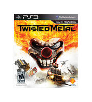 NEW Twisted Metal  (Sony Playstation 3, 2012) NTSC