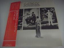 GENESIS-The Lamb Lies Down On Broadway JapanPress MIni LP CD w/OBI Peter Gabriel