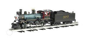 Baldwin 4-6-0 Scale 3-Rail w/Whistle Bell & Smoke Williams(TM) Chesapeake & Ohio