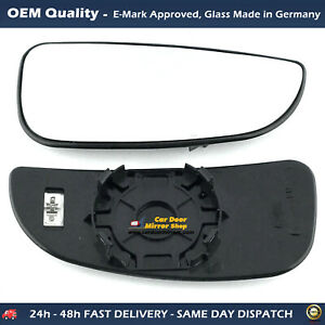 Heated  Mirror Glass with For FIAT Ducato FITS To 2006 to 2020, RHS