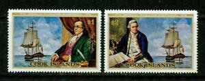 COOK ISLANDS    - 1976  – USA BICENTENNIAL  – VF  **